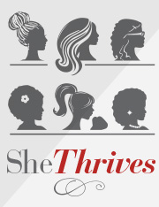 Proud Member of SheThrives!