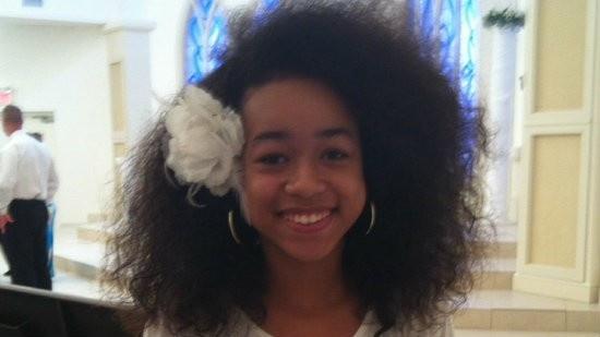 Black Hair Battles: Little Girl Defends Her Hair Against ...