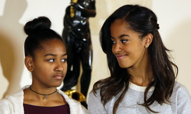 BLACK GIRLS MATTER, EVEN WHEN THEY ARE IN THE WHITE HOUSE